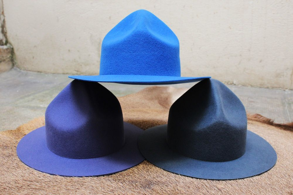 Starcow Instructor Hats, Made in France