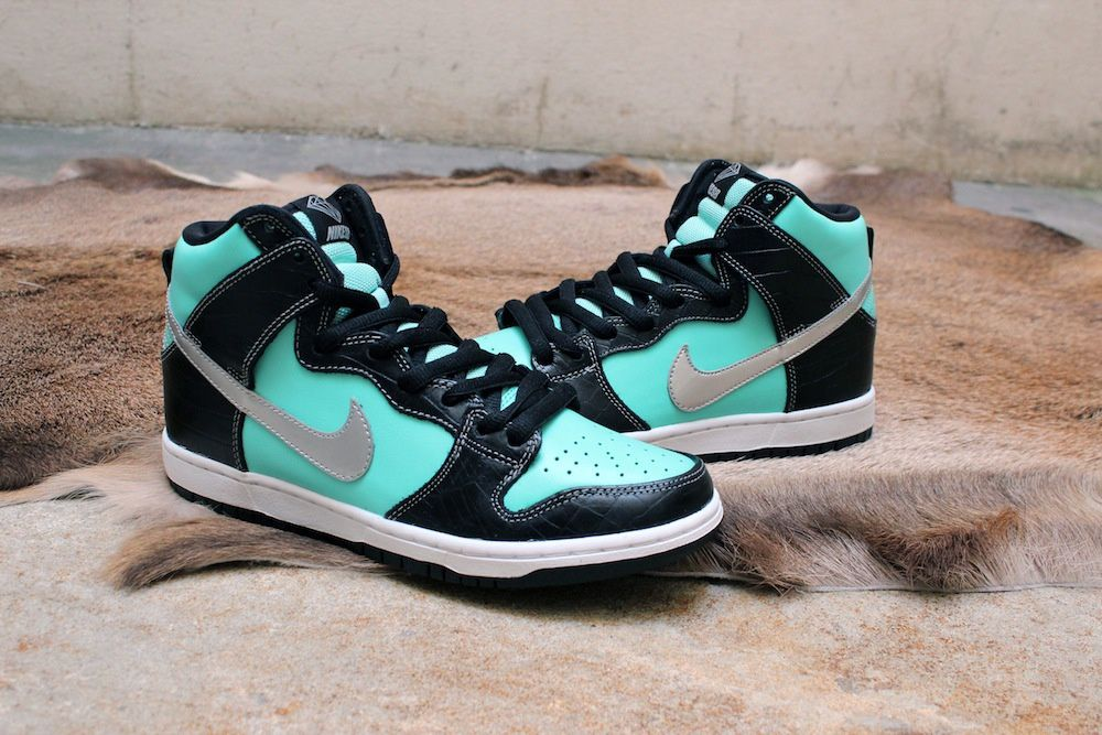 Nike Dunk High Premium SB &quot&#x3B;Diamond&quot&#x3B;
