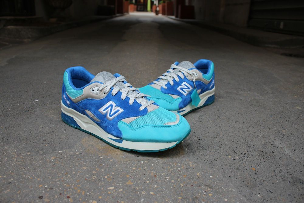 Nice Kicks X New Balance 1600 &quot&#x3B; Grand Anse &quot&#x3B;