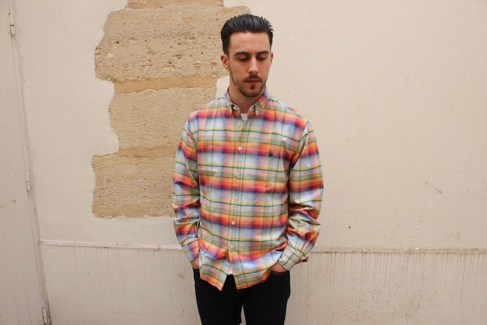 Palace Booji Shirt Multi