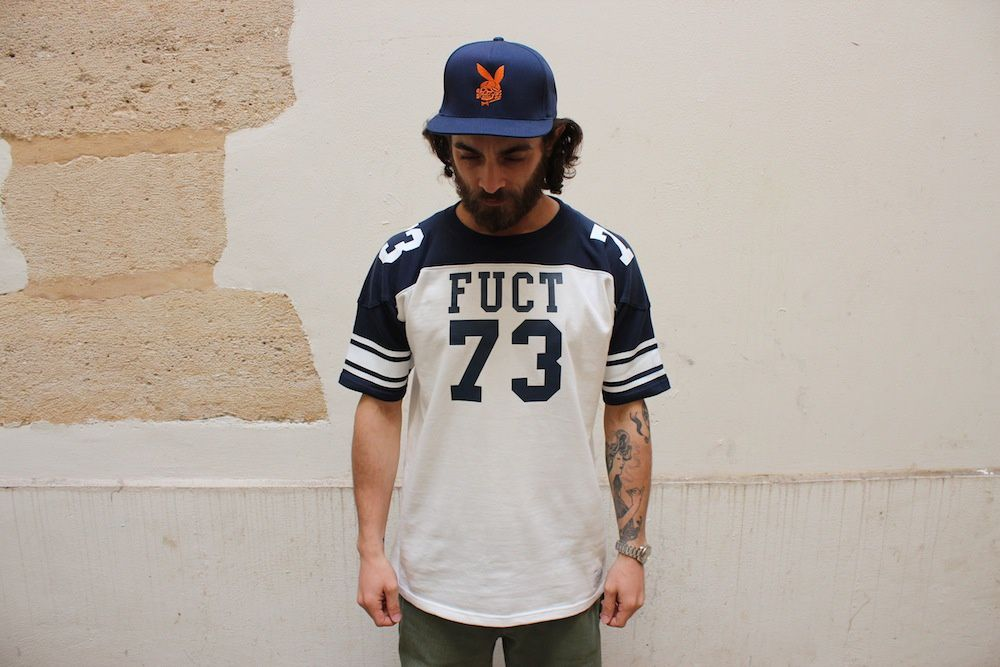 Fuct SSDD 73 Foot League Jersey