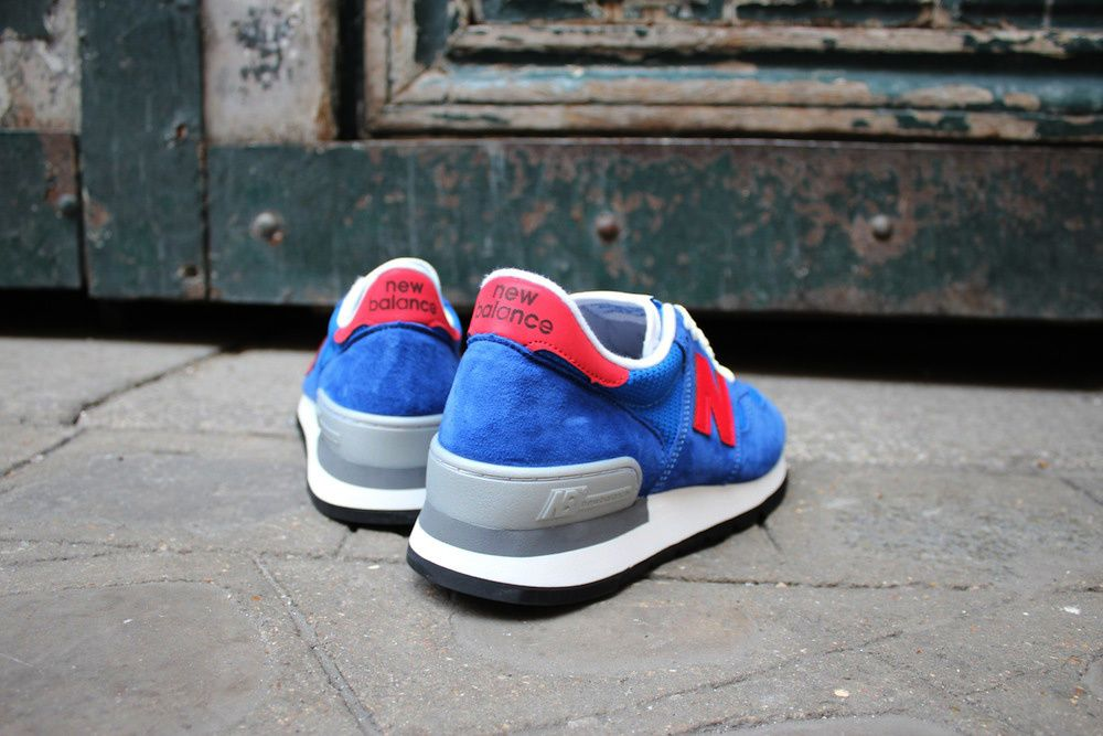 New Balance M990SB - Made in USA