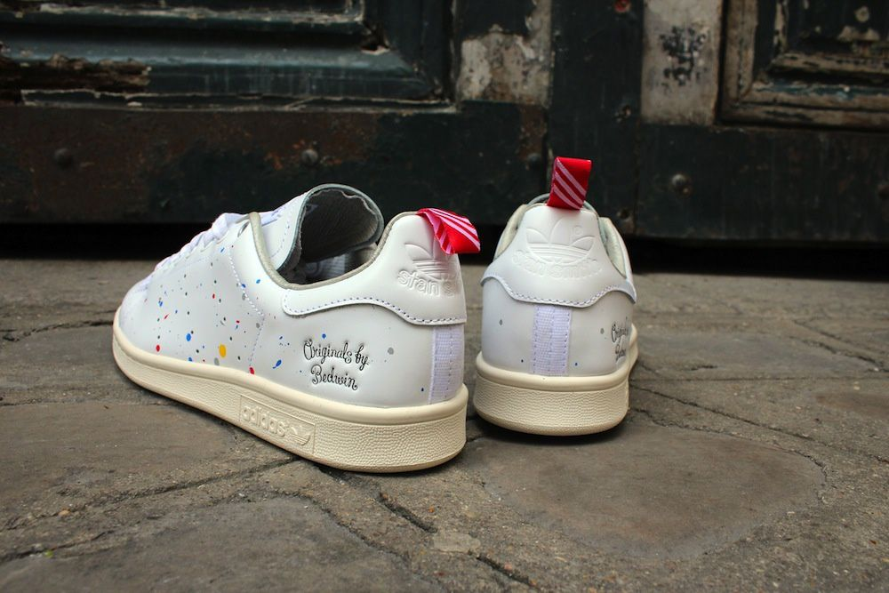 Adidas X Bedwin &amp&#x3B; the Heartbreakers