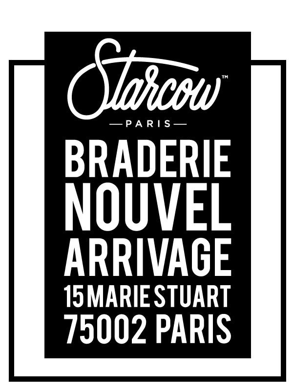 Nouvel Arrivage Braderie Starcow.