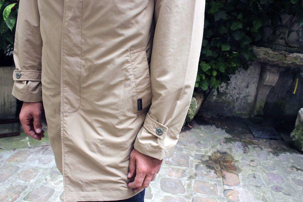 Montbell Japan Down Liner Coat