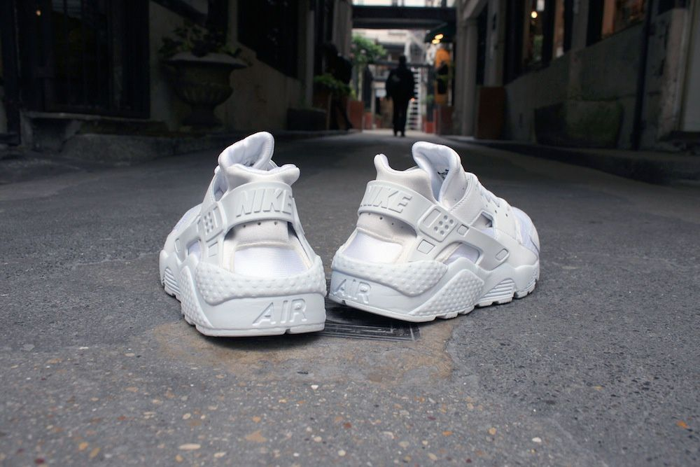 Nike Air Huarache &quot&#x3B;All White&quot&#x3B;