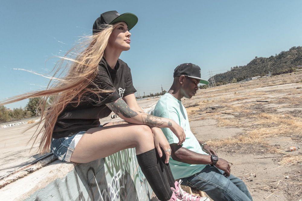 Fastlife USA Spring Summer 2014 Lookbook