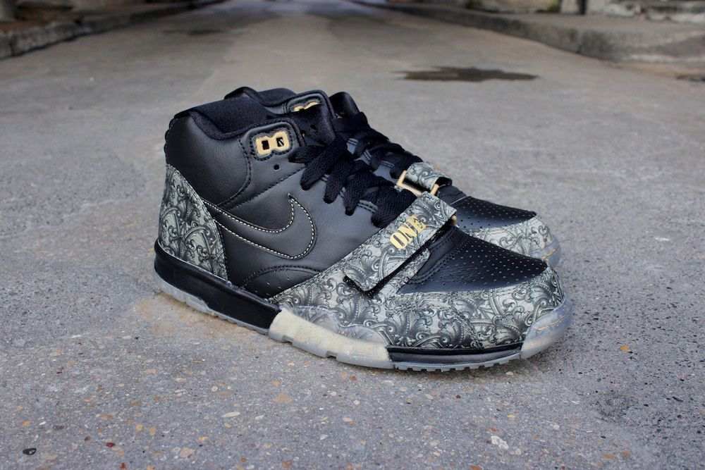 Nike Air Trainer 1 PRM &quot&#x3B;Paid In Full&quot&#x3B;