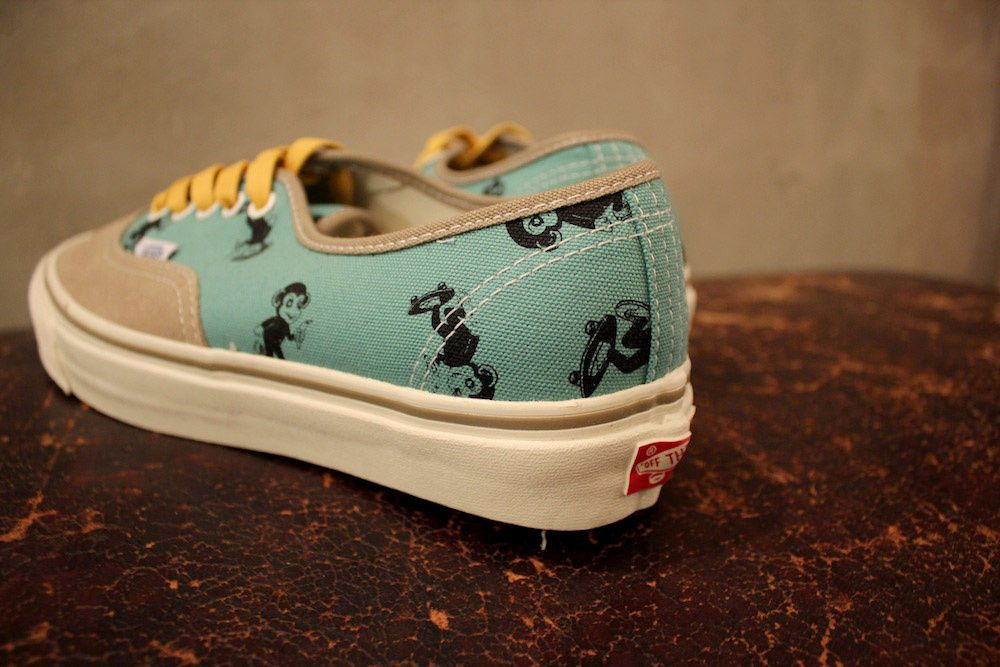"Vans Vault Authentic LX ""Skate Monkeys"