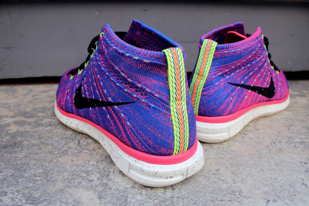Nike Free Flyknit Chukka PR QS &quot&#x3B;Mercurial&quot&#x3B;