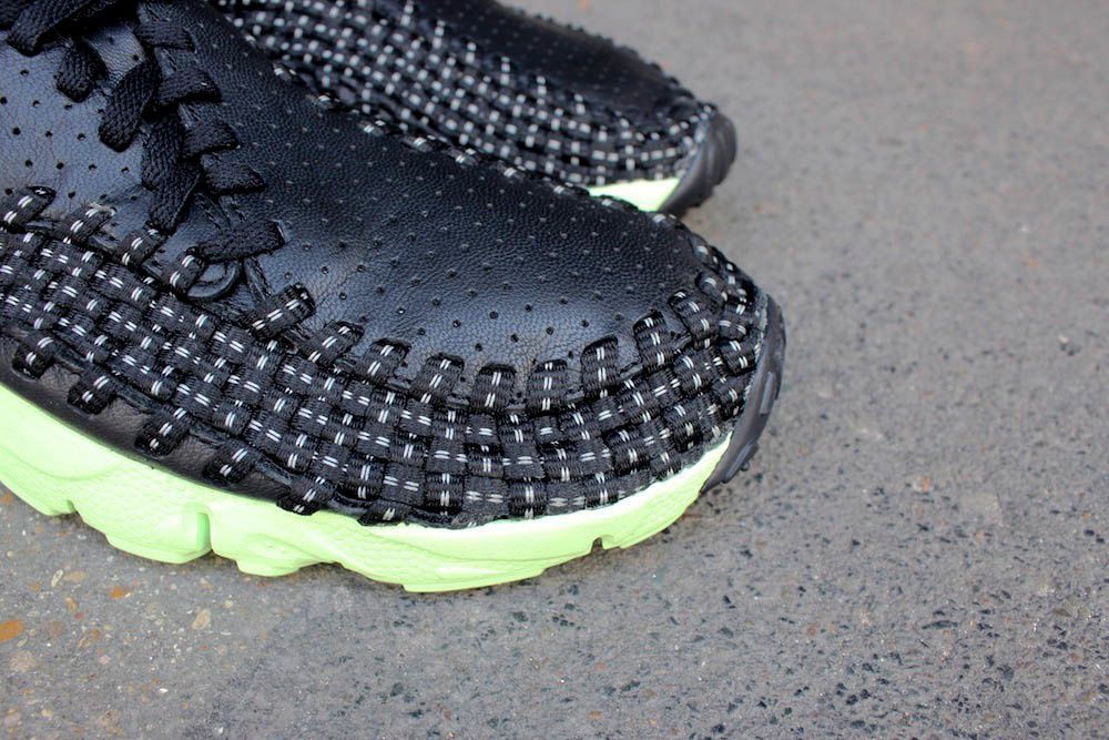 "Nike Air Footscape Woven Motion QS ""City Pack"" China"