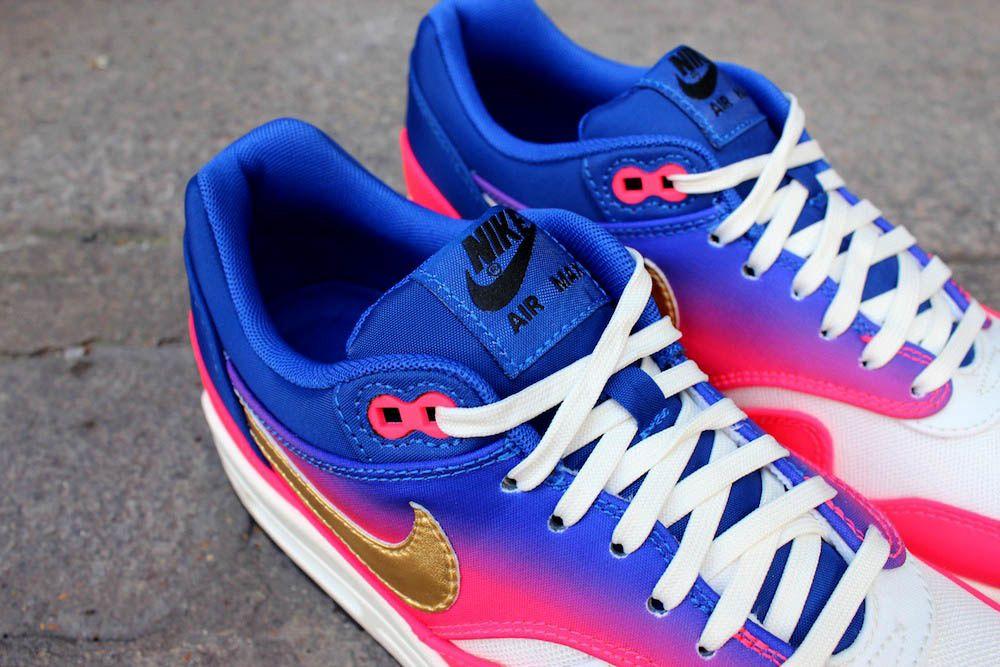 Nike Women Air Max 1 Premium &quot&#x3B;Mercurial&quot&#x3B;