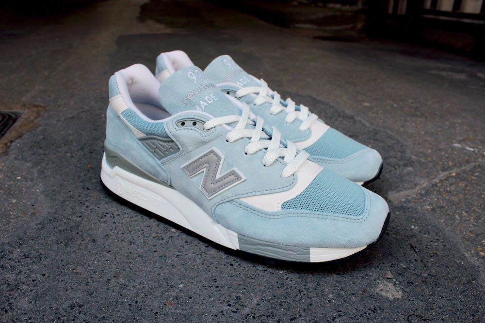 New Balance M998LL &amp&#x3B; M998CH - Made In Usa