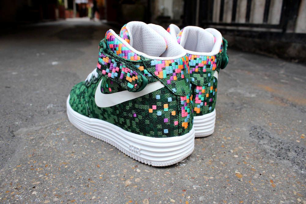 Nike  Lunar Force 1 Mid JCRD SP &quot&#x3B;Rio&quot&#x3B;