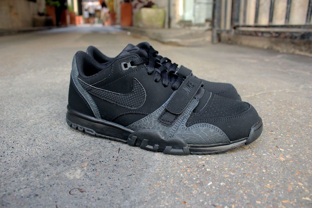 Nike Air Trainer 1 Low ST &quot&#x3B;Blackout&quot&#x3B;