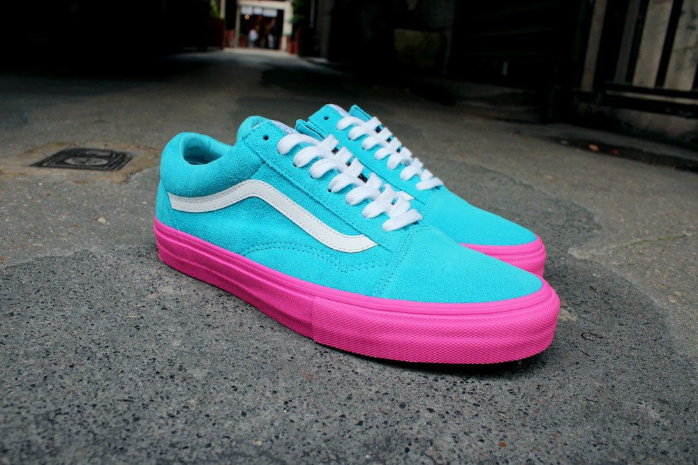 Golf Wang X Vans Syndicate Old Skool Pro &quot&#x3B;S&quot&#x3B;