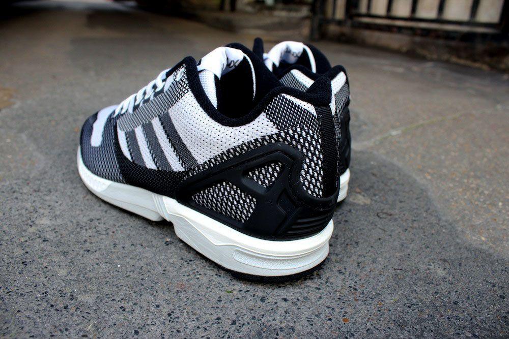 Adidas Zx Flux Weave &quot&#x3B;Frost White&quot&#x3B;