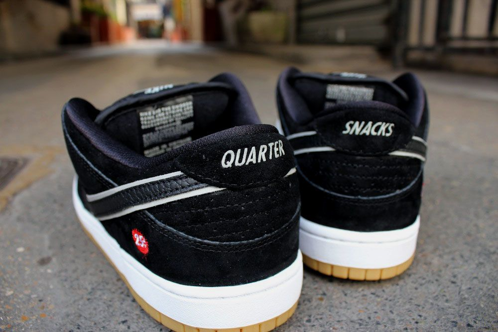 Nike SB Dunk Low X Quartersnacks
