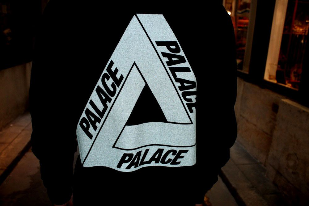 Palace Skateboards : 3M Crew