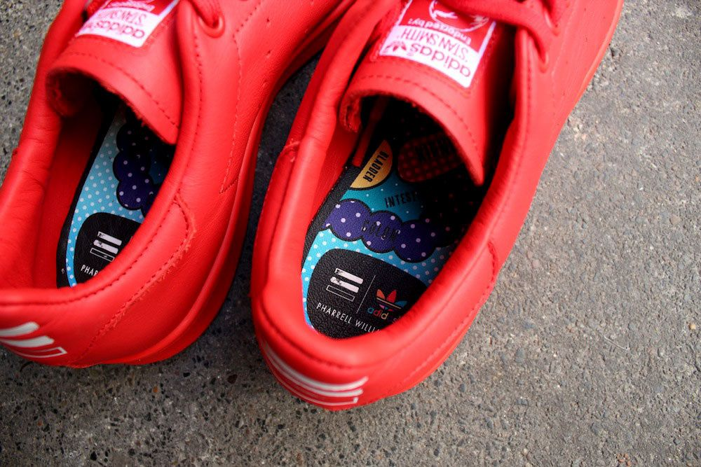 Pharrell Williams X Adidas : Stan Smith