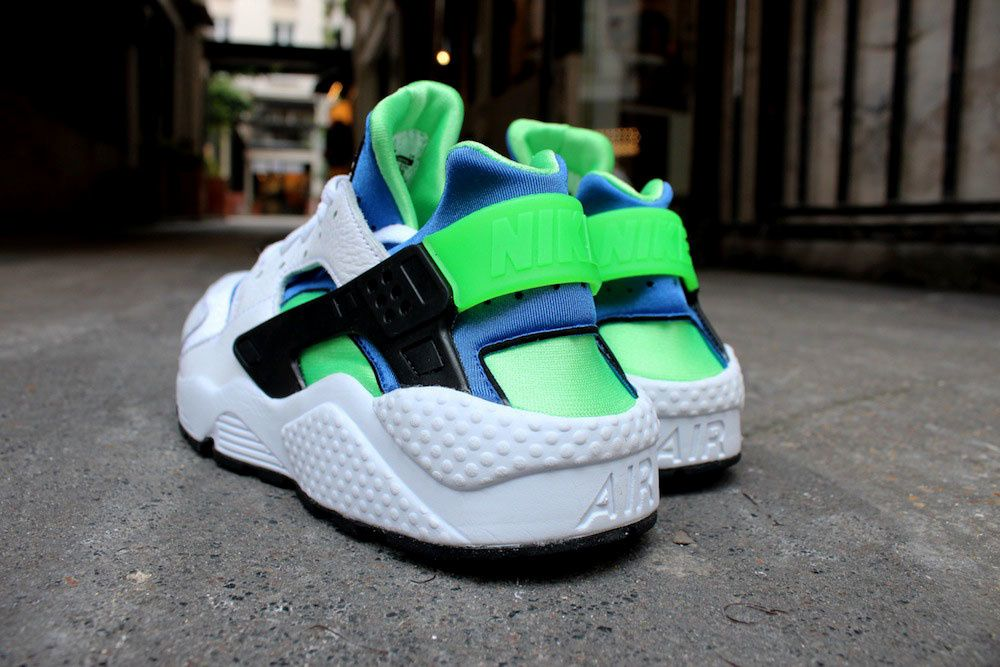 Nike Air Huarache &quot&#x3B;Scream Green&quot&#x3B;