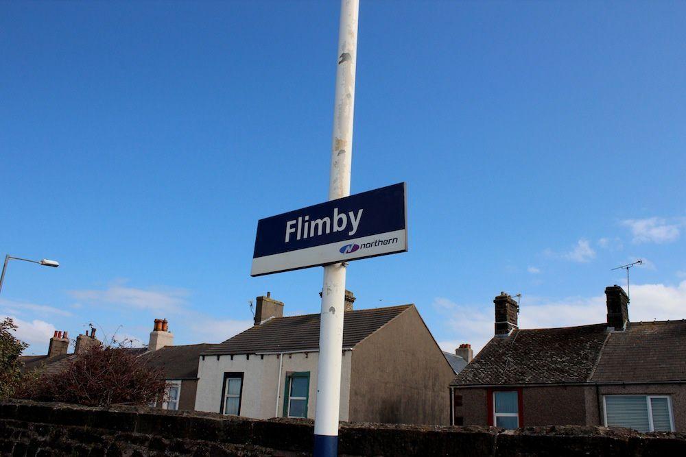 Starcow visits Flimby