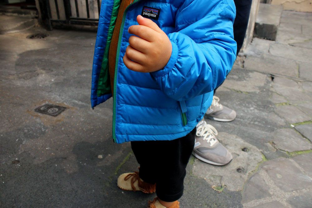 Introducing the Patagonia Baby Down Sweater