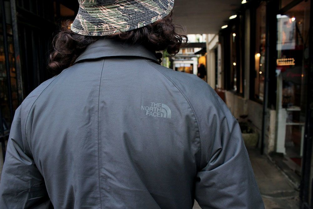 The North Face Activity Inspired Triclimate Trenchcoat