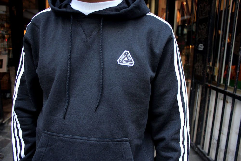 Adidas X Palace Skateboards : Part I