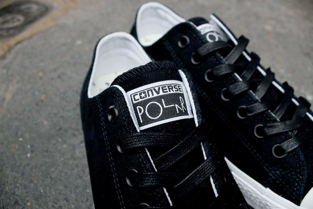 Polar Skate Co X Converse Cons