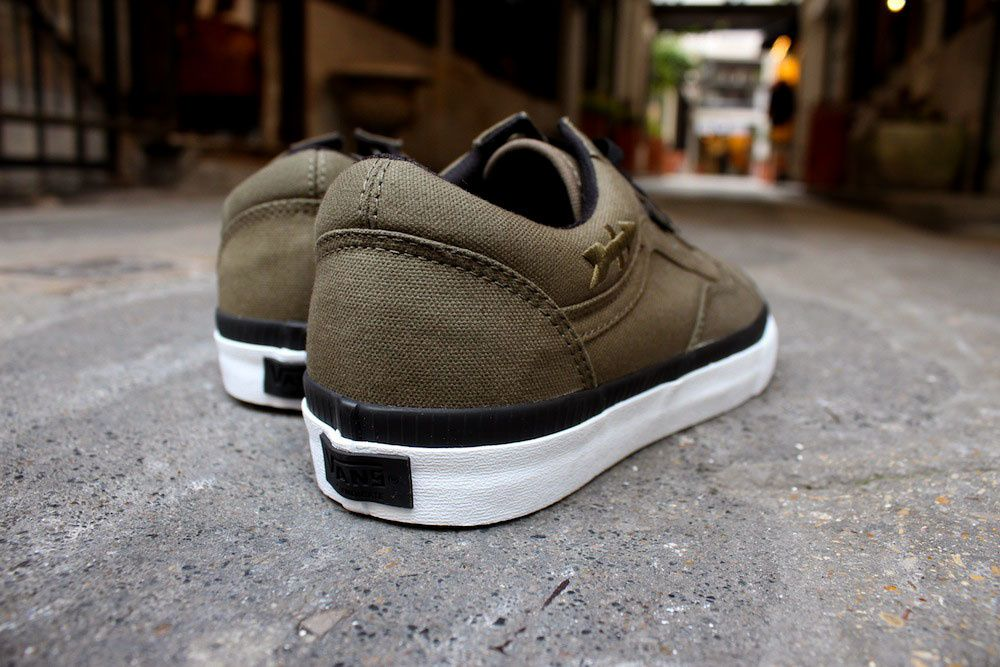 Vans Syndicate Old Skool 026 &quot&#x3B;S&quot&#x3B; X Eric Dressen