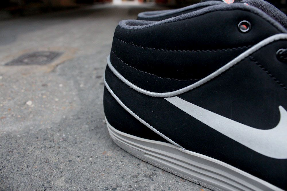 Nike SB Project BA R/R &amp&#x3B; Lunar Stefan Janoski Md &quot&#x3B;Shield&quot&#x3B;