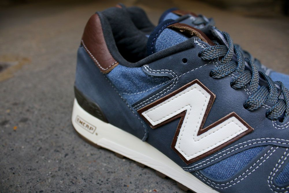 New Balance x Cone Mills M1300CD - Made in the USA