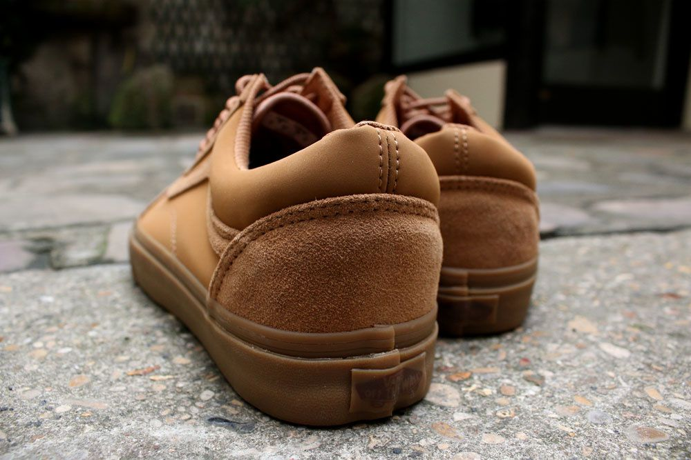 Vans &quot&#x3B;Tobacco&quot&#x3B; Pack