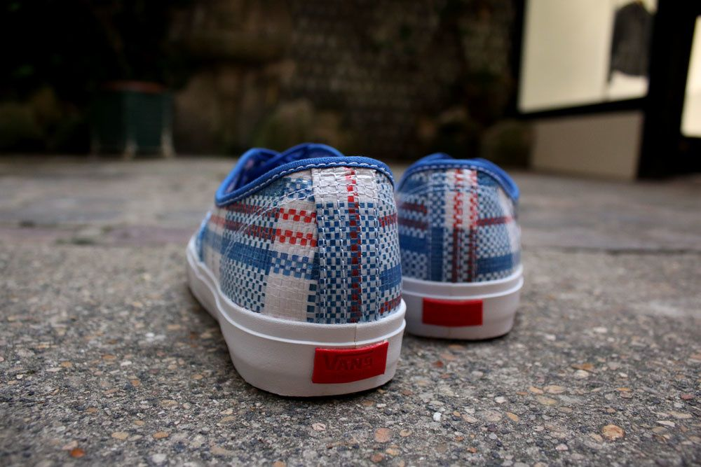 Vans Syndicate X Alexis Ross OG Authentic Pro CV &quot&#x3B;S&quot&#x3B;