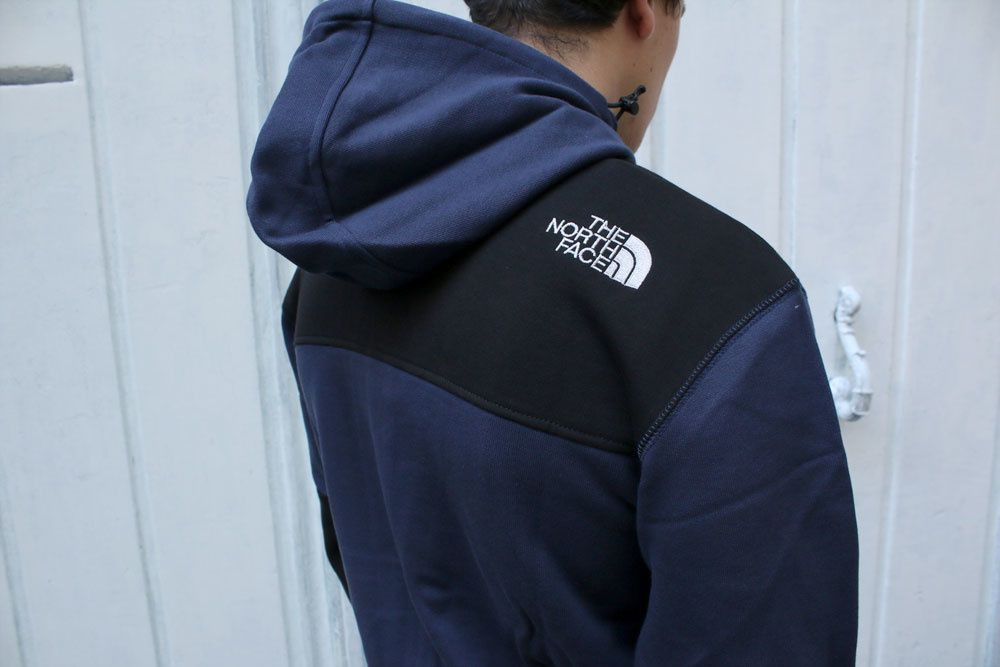 The North Face Water Repellant Mountain Hoodie