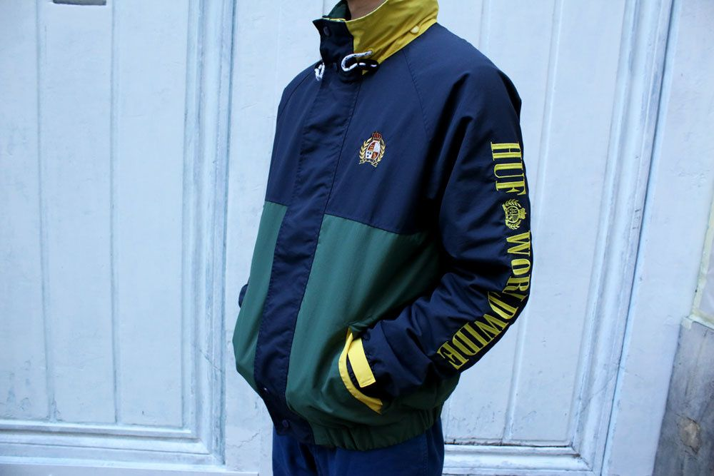 HUF Atlantic Jacket