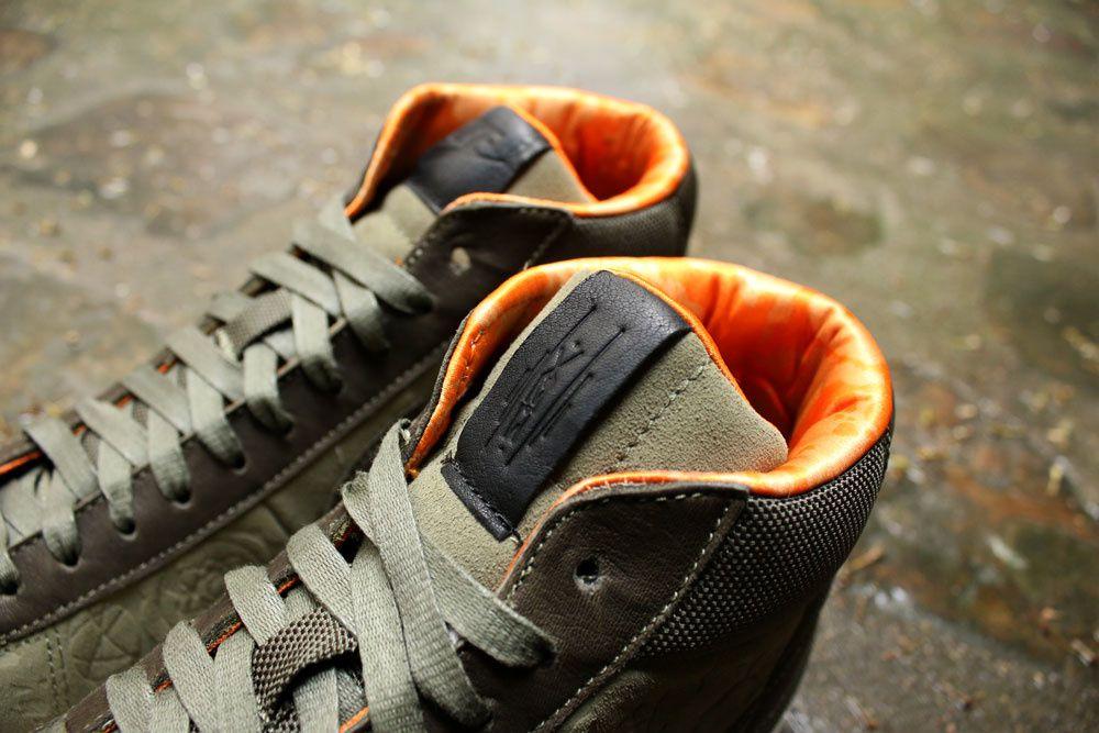 Mo'Wax X Nike Blazer Hi SP