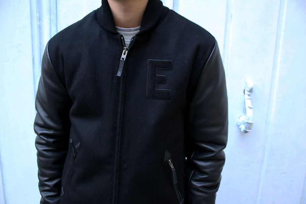 Edwin Baseball Jacket