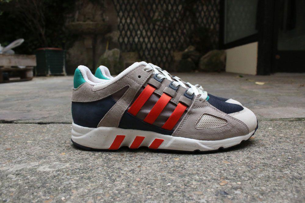 Adidas Consortium EQT HAL &amp&#x3B; Solebox