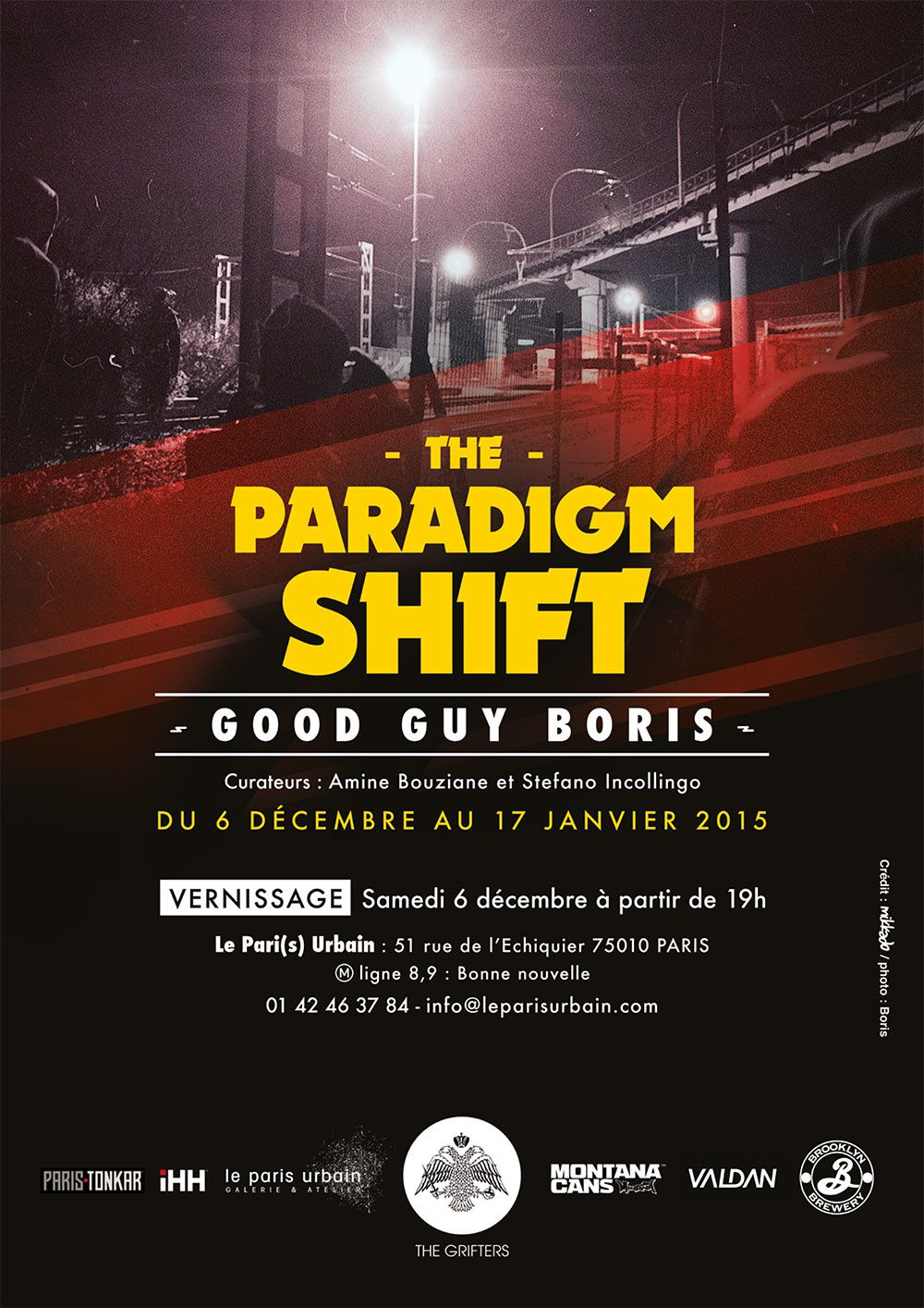 Good Guy Boris - The Paradigm Shift