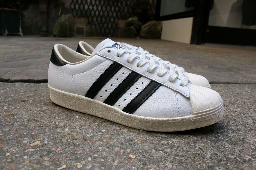 Adidas Consortium Superstar - Made In France