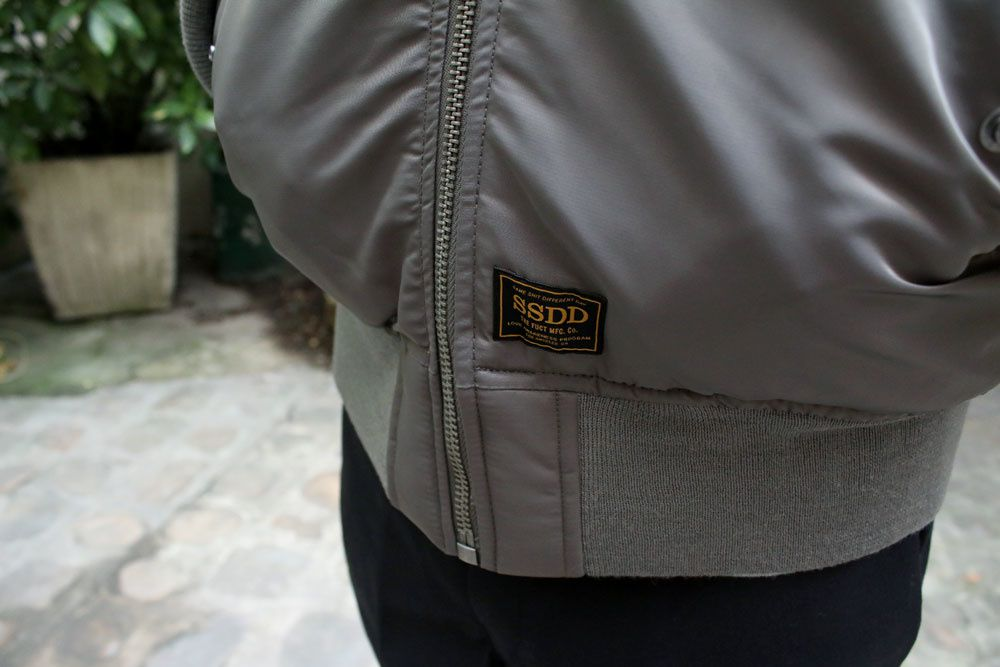 Fuct SSDD : MA-1 Jacket