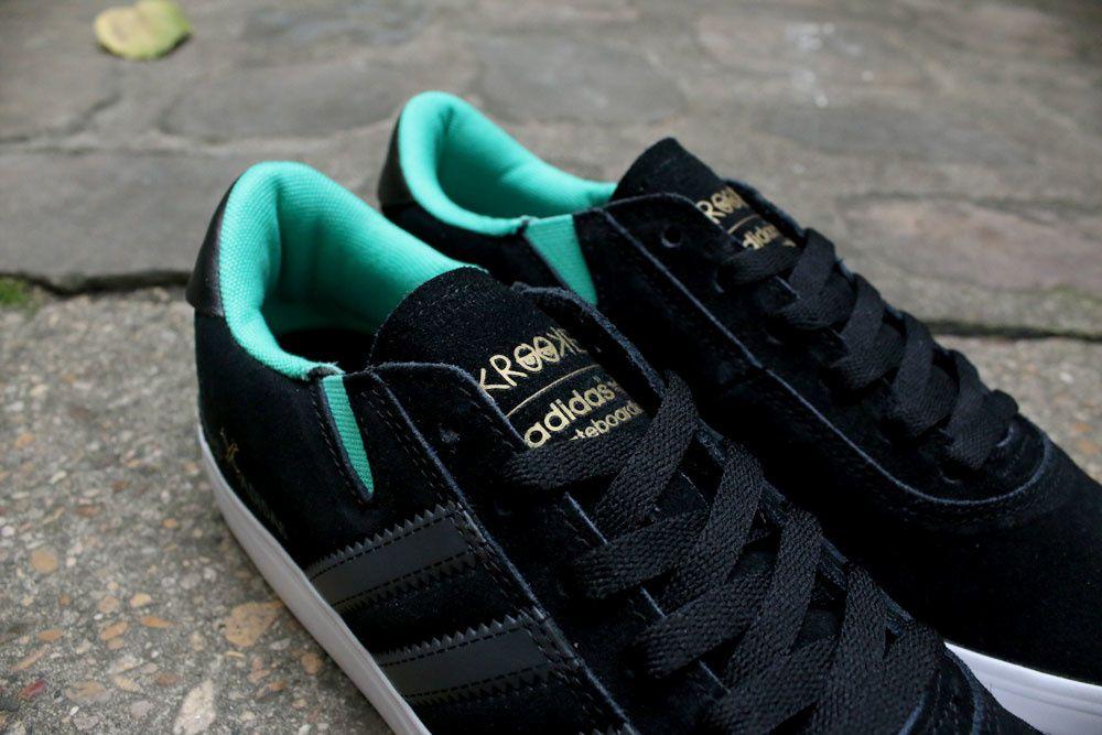 Krooked X Adidas Skateboarding Gonz Pro