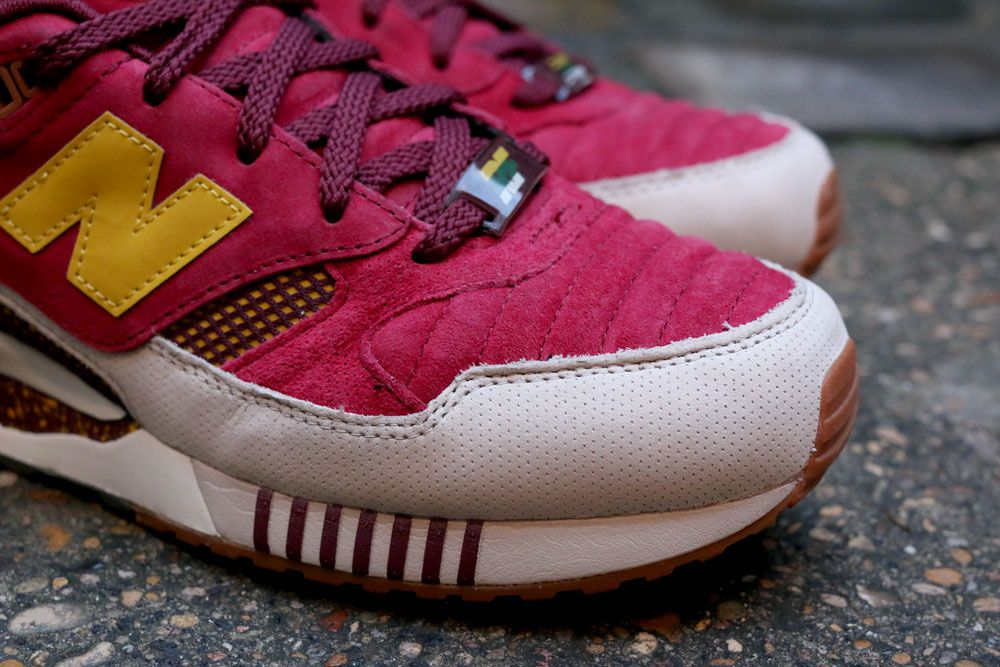 Ronnie Fieg X New Balance - M850 &quot&#x3B;Brooklyn Bridge&quot&#x3B; &amp&#x3B; M530 &quot&#x3B;Central Park&quot&#x3B;