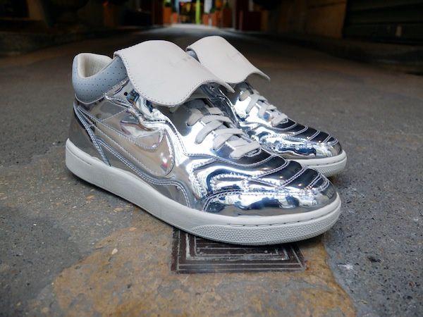"Nike Tiempo '94 Mid SP ""Metallic Silver"""