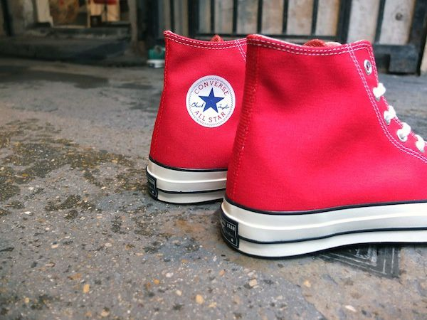 """Converse First String Chuck Taylor 1970 """"Christmas"""" Editions"""