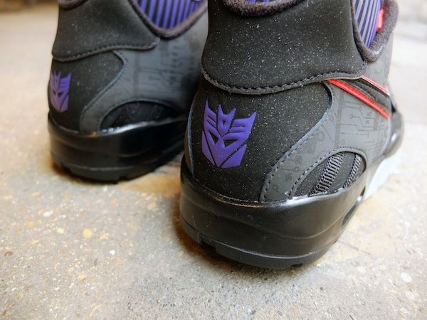 """Megatron"" Nike Air Trainer SC II."