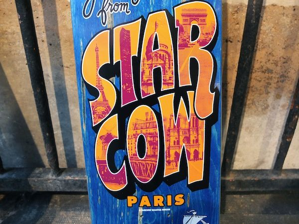 New Starcow Deck, Artwork By KoolFunc'88