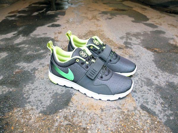 Stussy x Nike ACG Trainerendor Black Volt